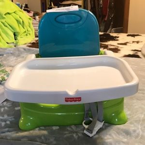NEW-Fisher Price Healthy Care Booster Seat